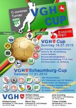 Einladung zum VGH-Cup 2015